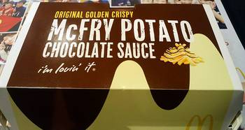 マクドナルド、マックチョコポテトの箱.jpg